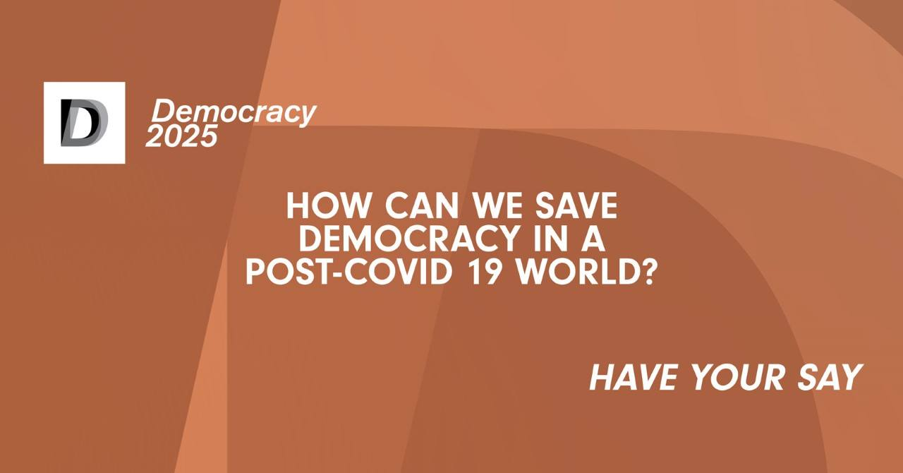 Have your say through a new international crowdsourced project calling for ideas on how to strengthen democratic practice and identify pathways to reform.